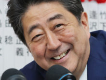 2019年2月4日安倍晋三